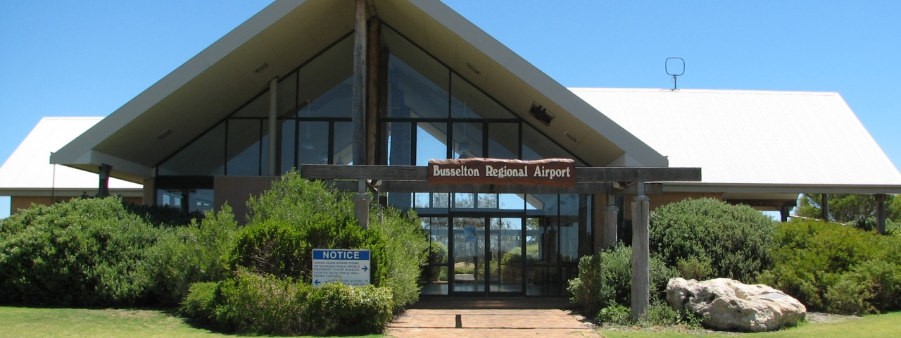 Private Jet Charter to Busselton Airport