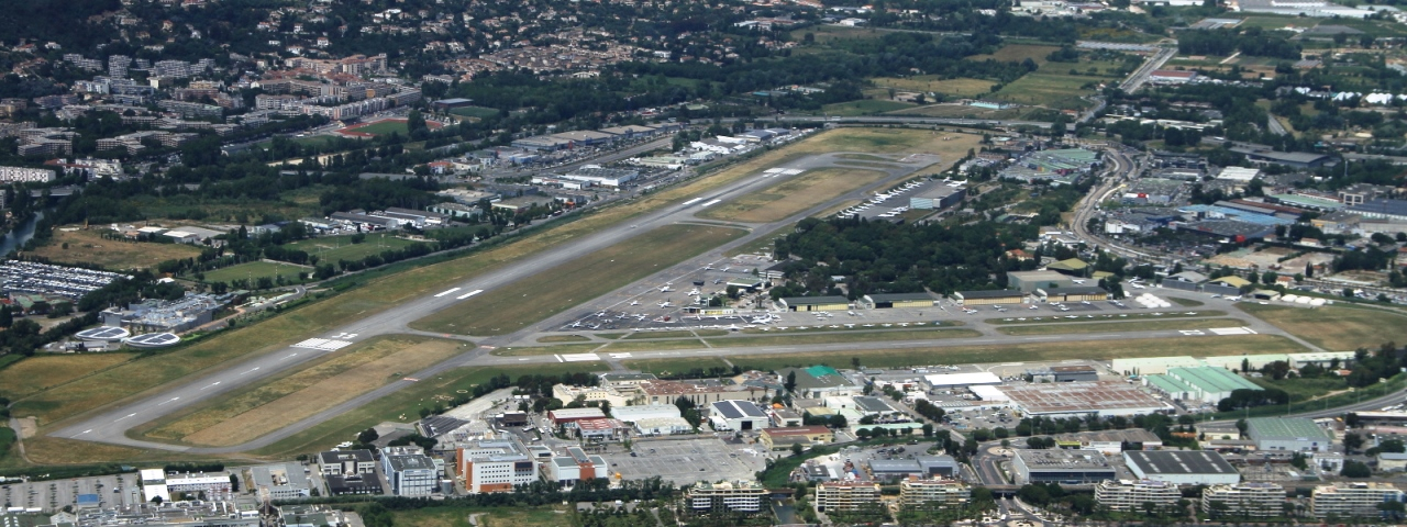 Charter to Cannes-Mandelieu Airport