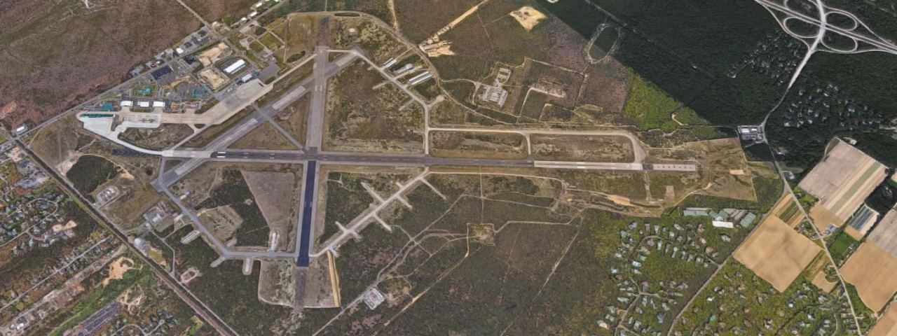 Charter to Francis Gabreski Airport