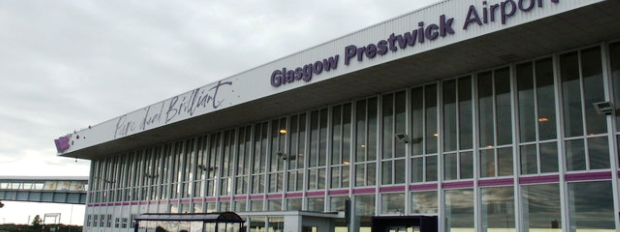 Private Jet Charter to Glasgow Airport