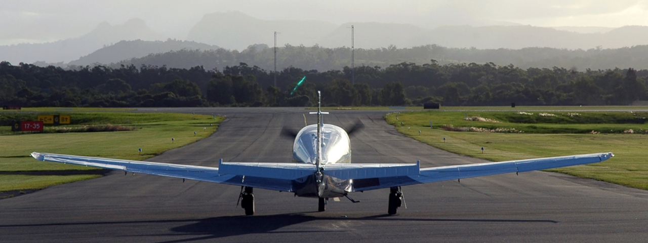 Private Jet Charter to Gold Coast Airport