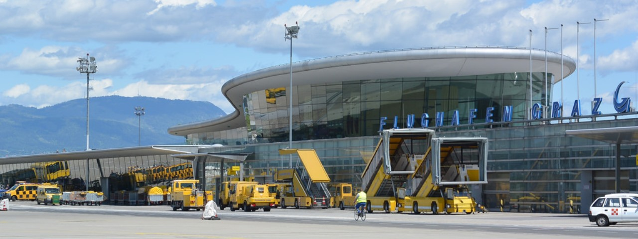 Private Jet Charter to Graz Airport