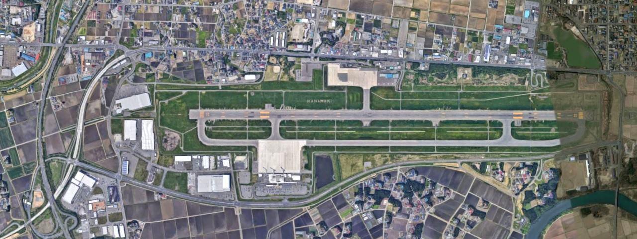 Private Jet Charter to Iwate Hanamaki Airport