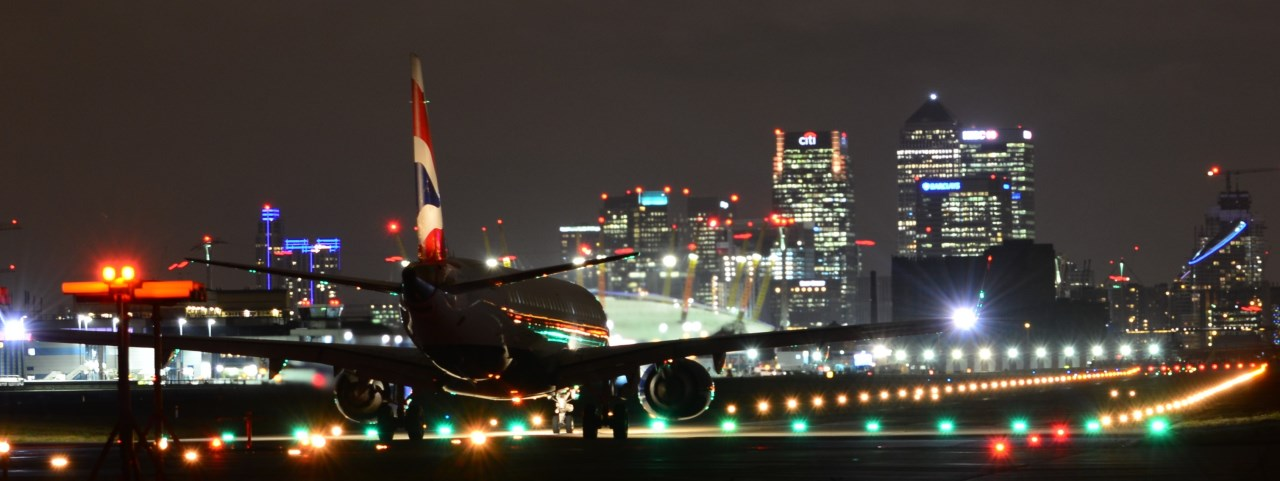 Private Jet Charter to London City Airport