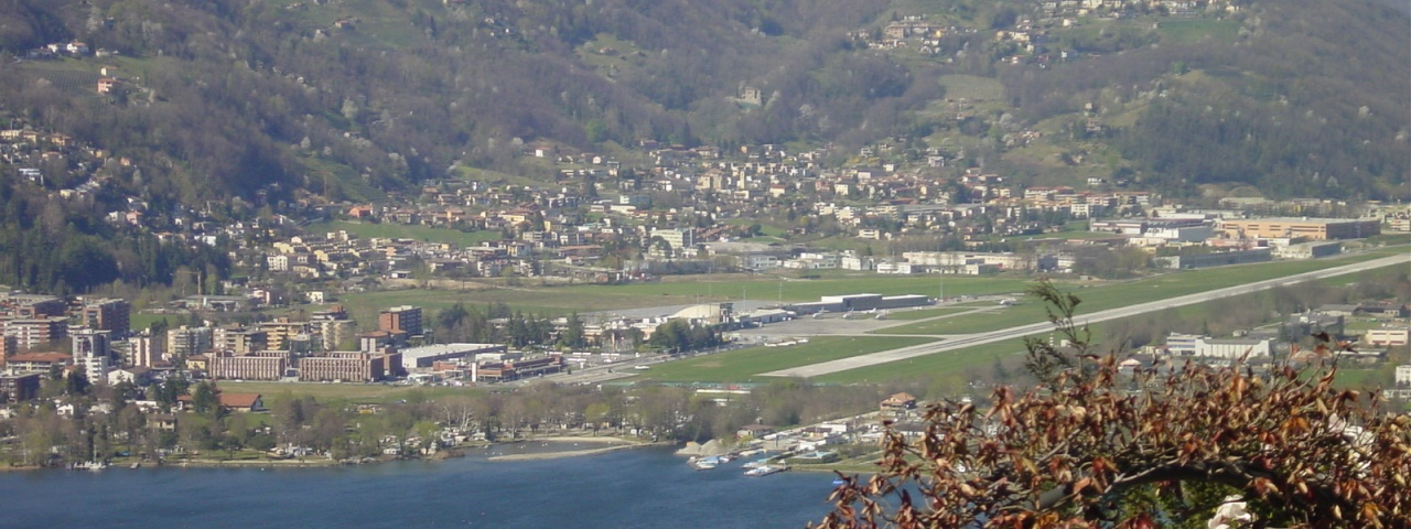 Private Jet Charter to Lugano Airport