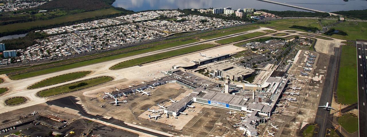Charter to Luis Muñoz Marín Airport