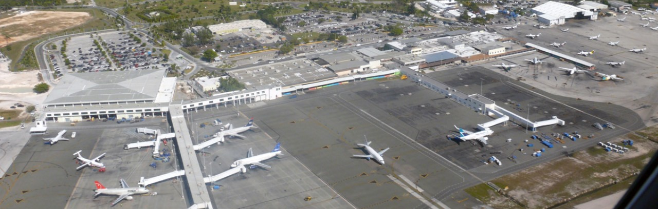 Private Jet Charter to Nassau Airport