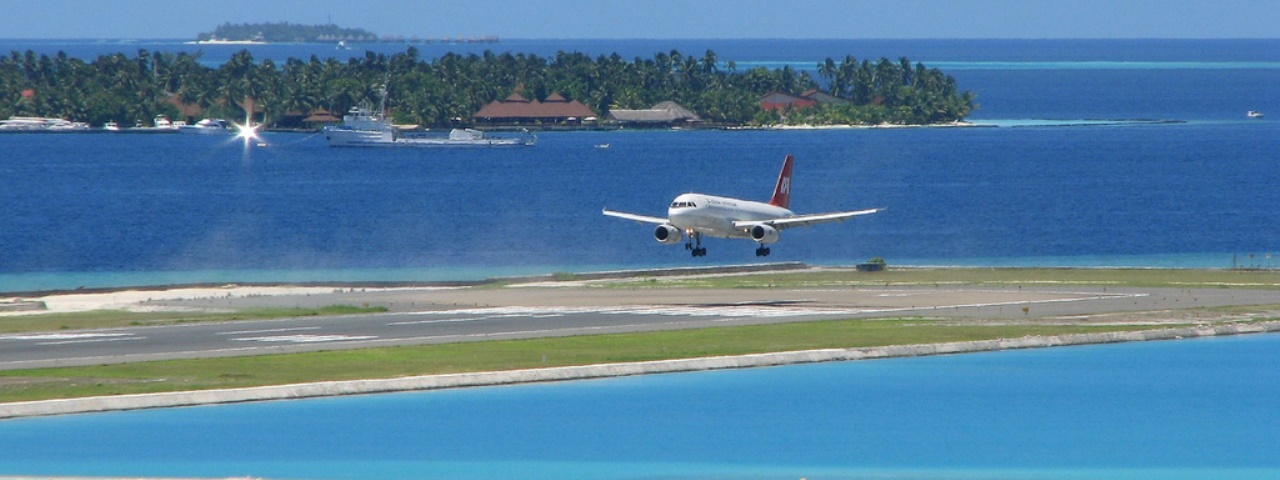 Private Jet Charter to Malé International Airport