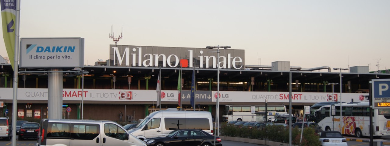 Private Jet Charter to Milan Linate Airport