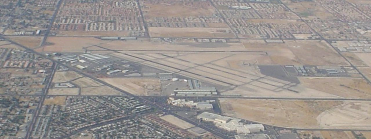 Charter to North Las Vegas Airport