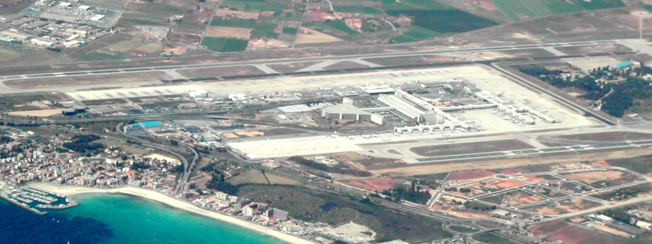 Private Jet Charter to Palma Airport