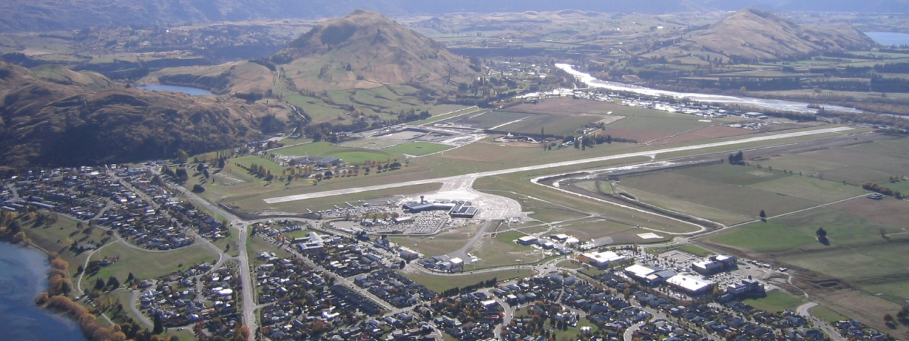 Private Jet Charter to Queenstown Airport
