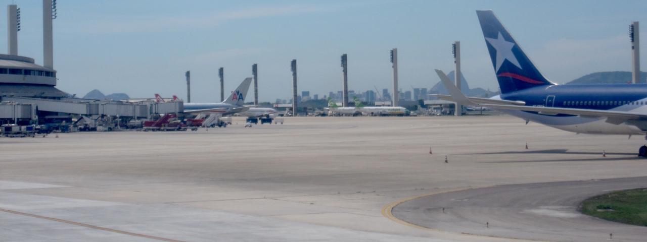 Charter to Rio De Janeiro Airport