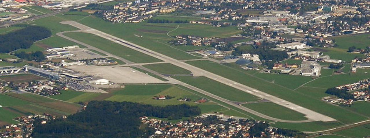 Private Jet Charter to Salzburg Airport