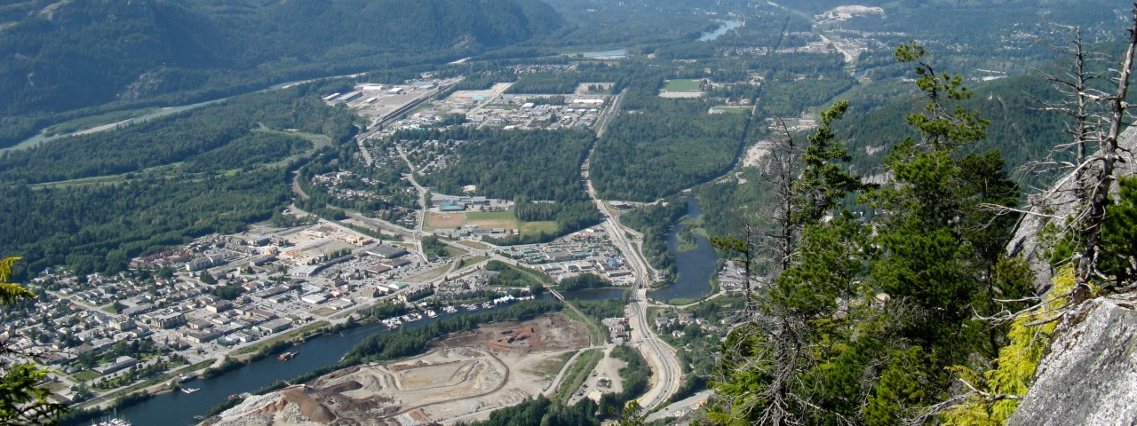 Private Jet Charter to Squamish Airport