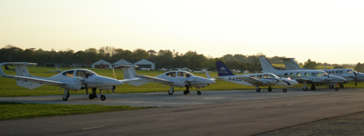 Private Jet Charter to Stapleford Airport