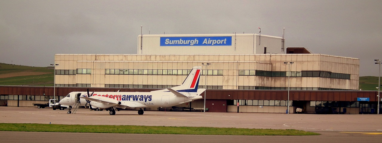 Private Jet Charter to Sumburgh Airport