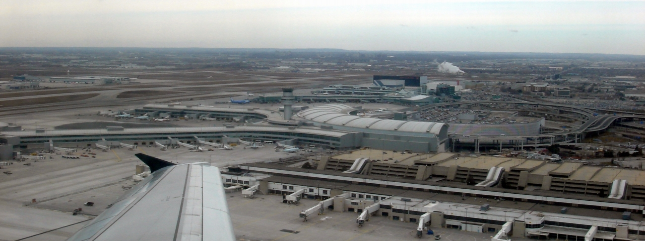 Private Jet Charter to Toronto Pearson International Airport