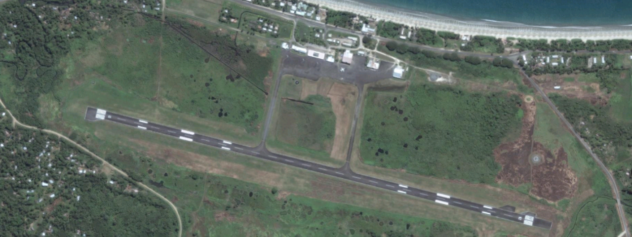 Wewak Airport