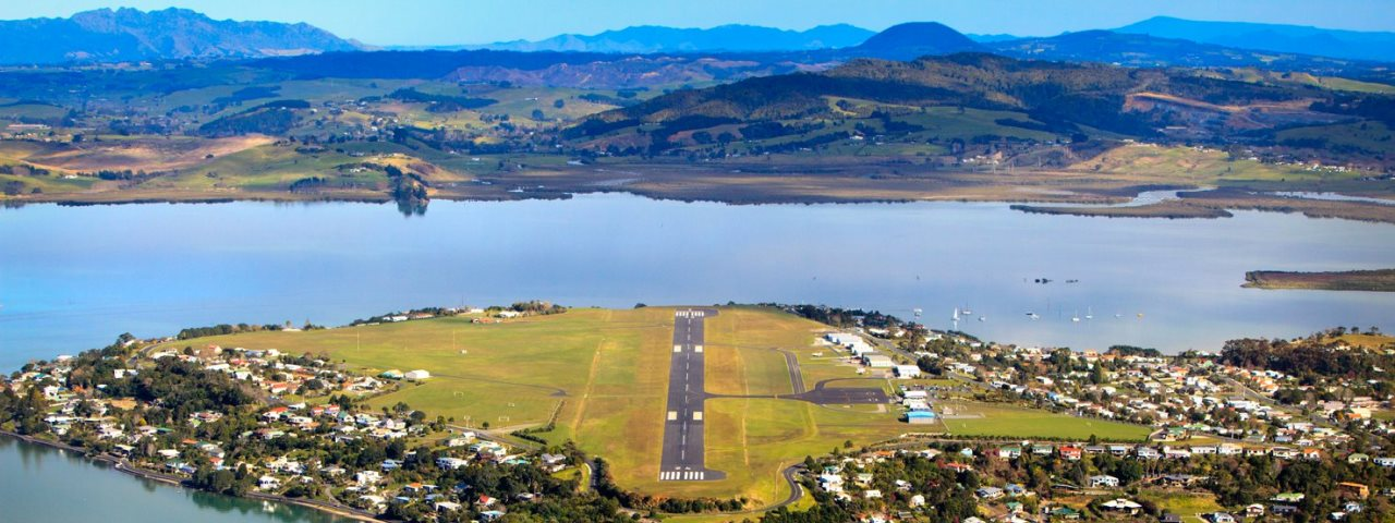 Private Jet Charter to Whangarei Airport