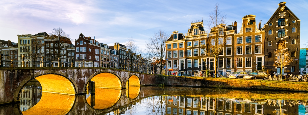 Private Jet Charter to Amsterdam