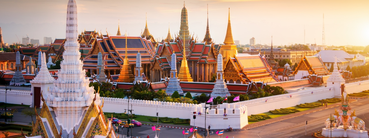 Private jet charter and flights to Bangkok