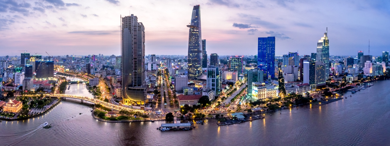 Private Jet Charter to Ho Chi Minh City