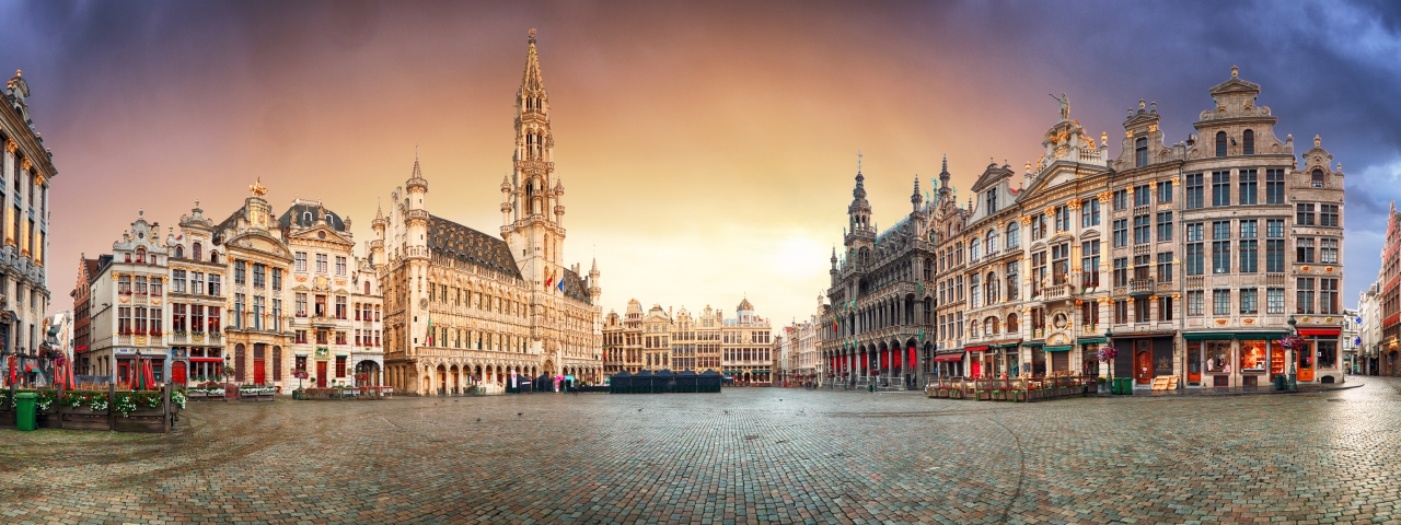Private Jet Charter to Brussels