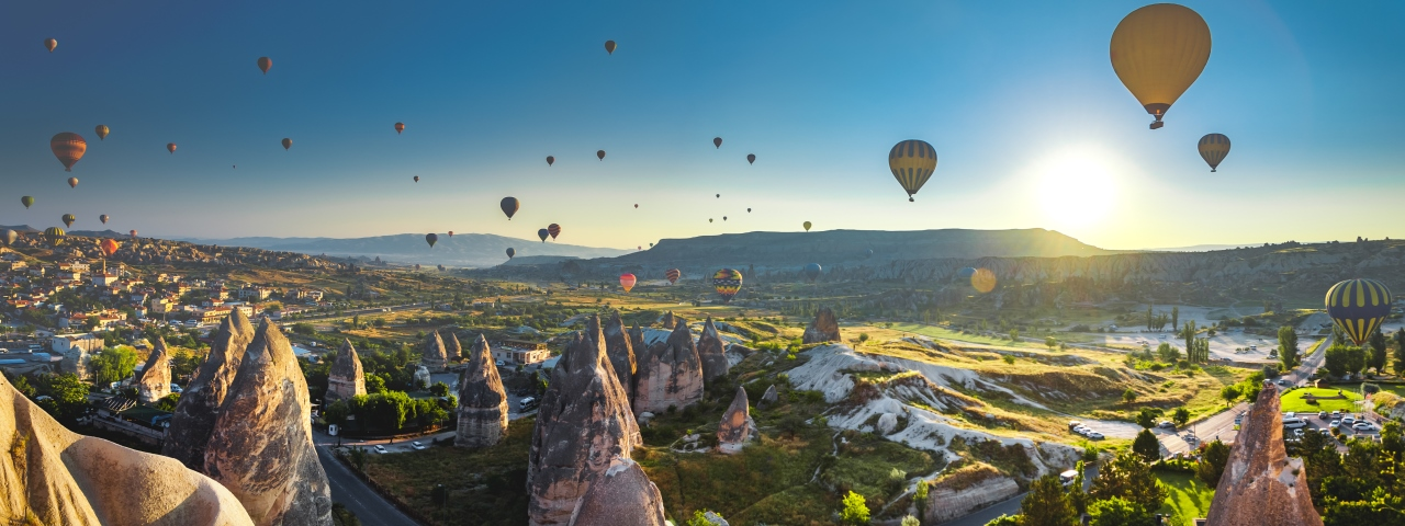 Private Jet Charter to Cappadocia
