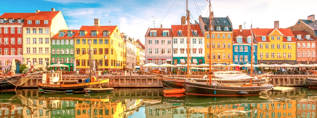 Private Jet Charter To Copenhagen