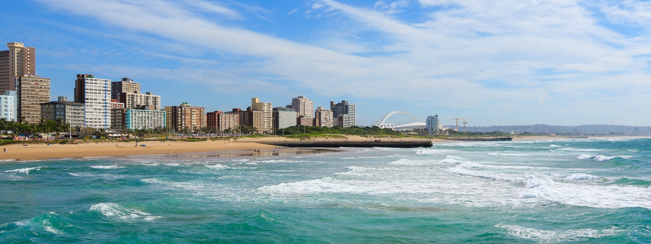 Private Jet Charter to Durban
