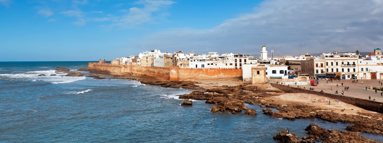 Private Jet Charter to Essaouira