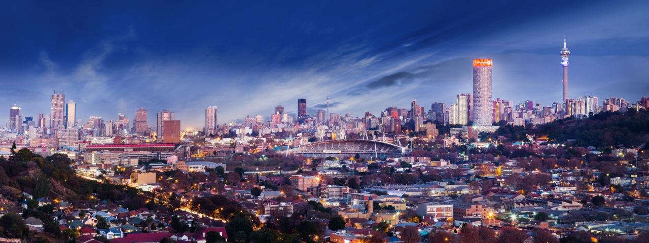 Private Jet Charter to Johannesburg