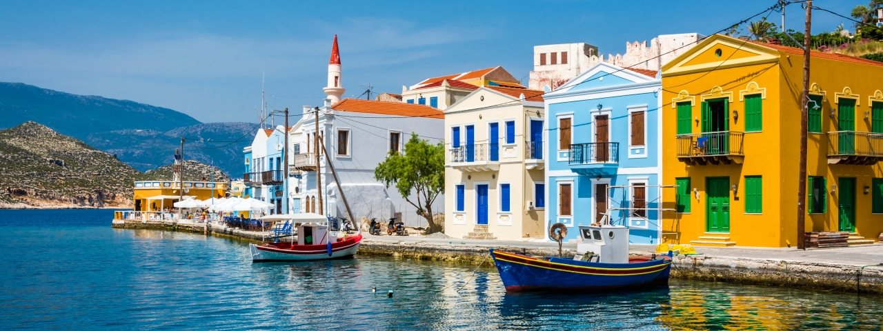 Private jet rental and flights to Kastellorizo