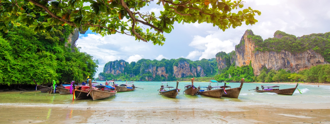 Private jet rental and flights to Krabi