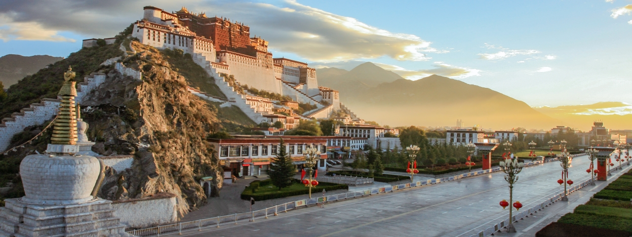 Private Jet Charter to Lhasa