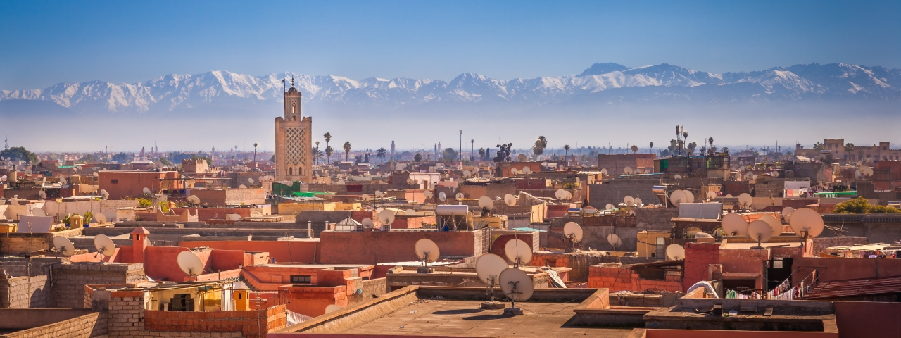 Private Jet Charter to Marrakech