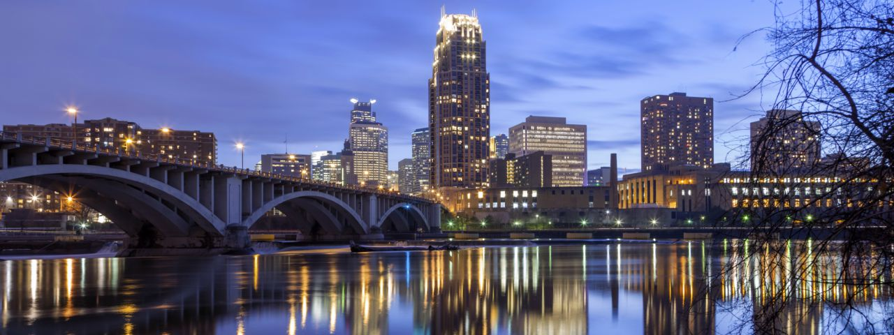 Private jet charter and flights to Minneapolis