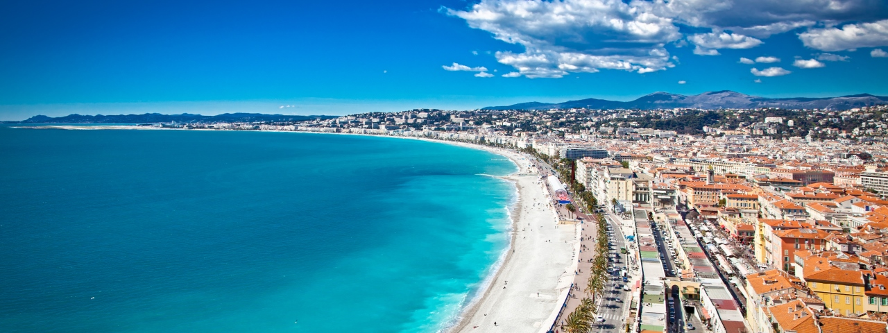 Luxury Private Jet Charter to Nice France