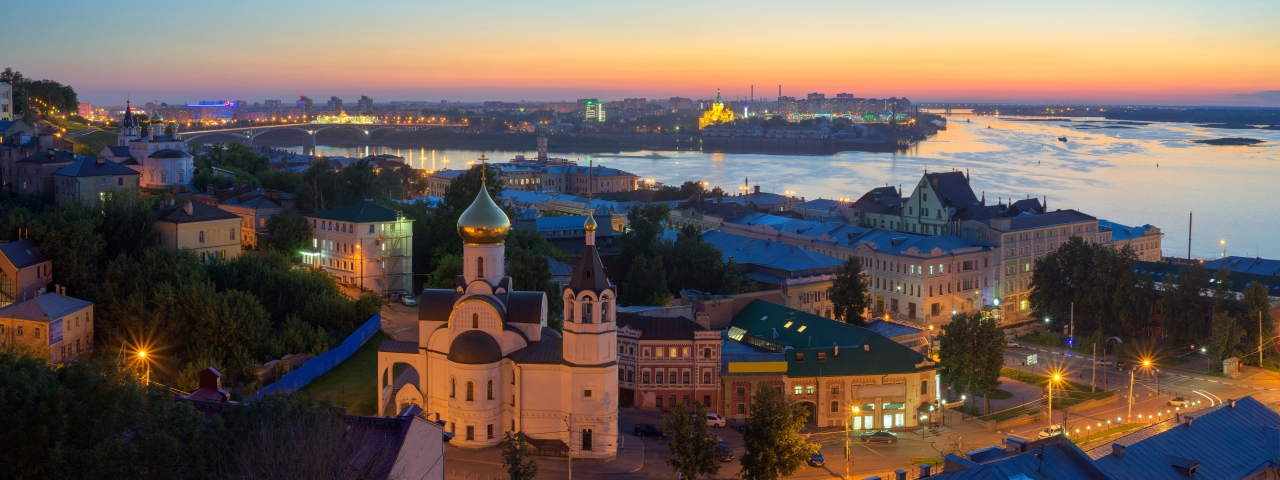 Private Jet Charter to Nizhny Novgorod