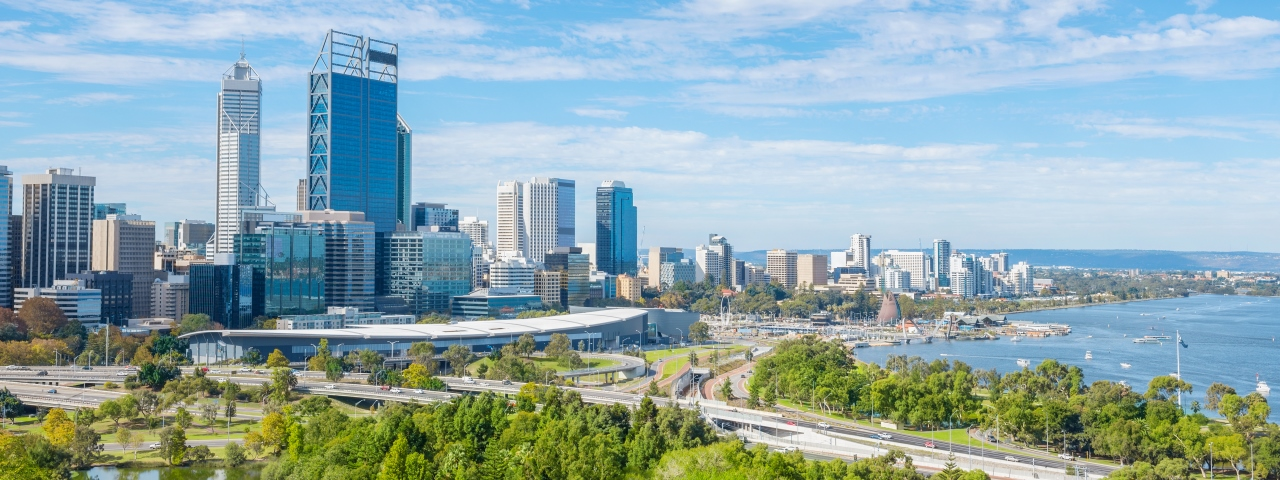 Private Jet Charter to Perth