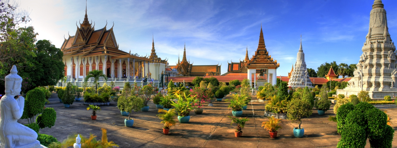 Private Jet Charter to Phnom Penh