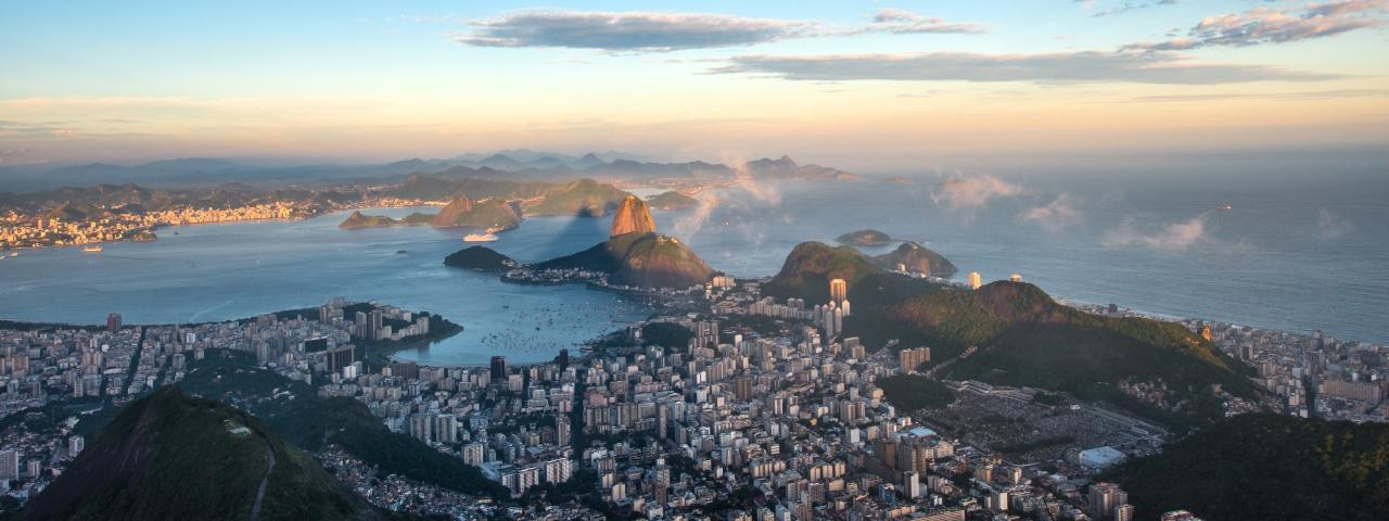 Private Jet Charter to Rio de Janeiro
