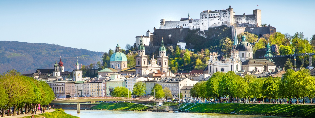 Private Jet Charter to Salzburg