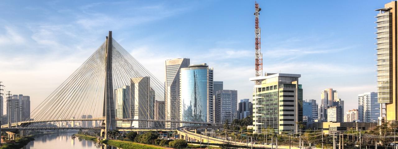 Private Jet Charter to Sao Paulo