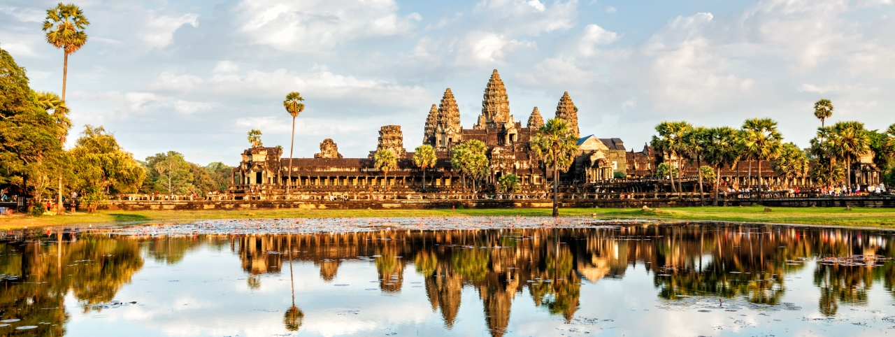 Private Jet Charter to Siem Reap