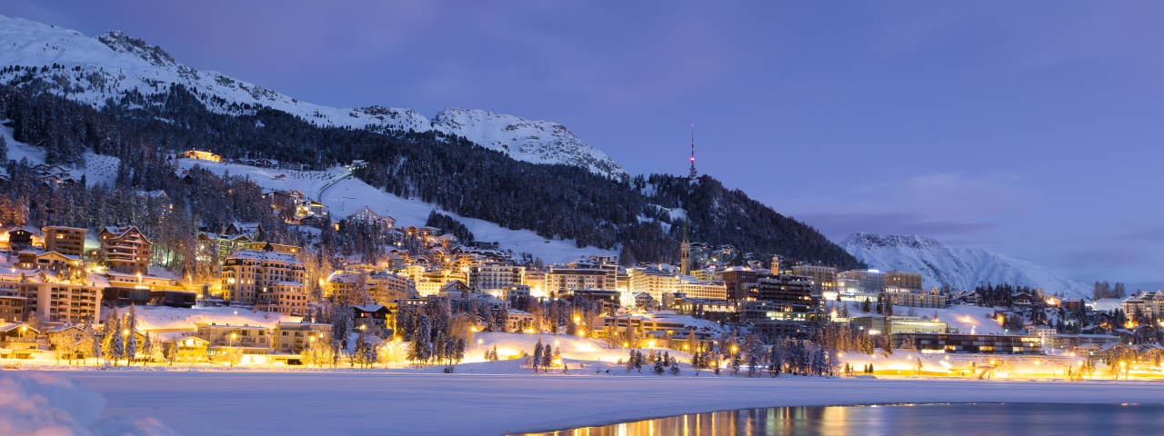 Private Jet Charter to St Moritz