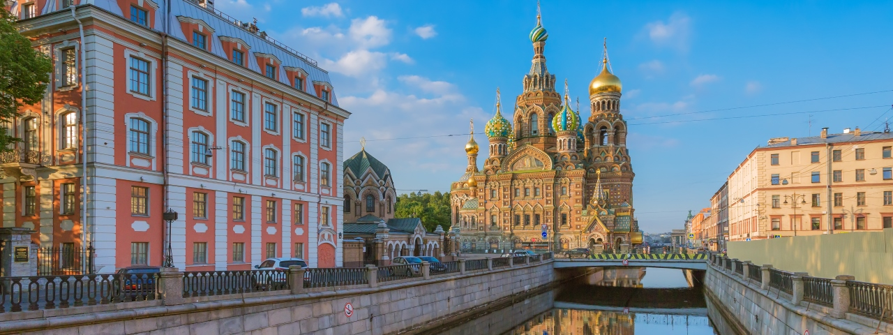 Luxury Private Jet Charter to St Petersburg