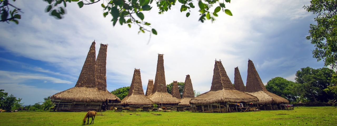 Private Jet Charter to Sumba Island