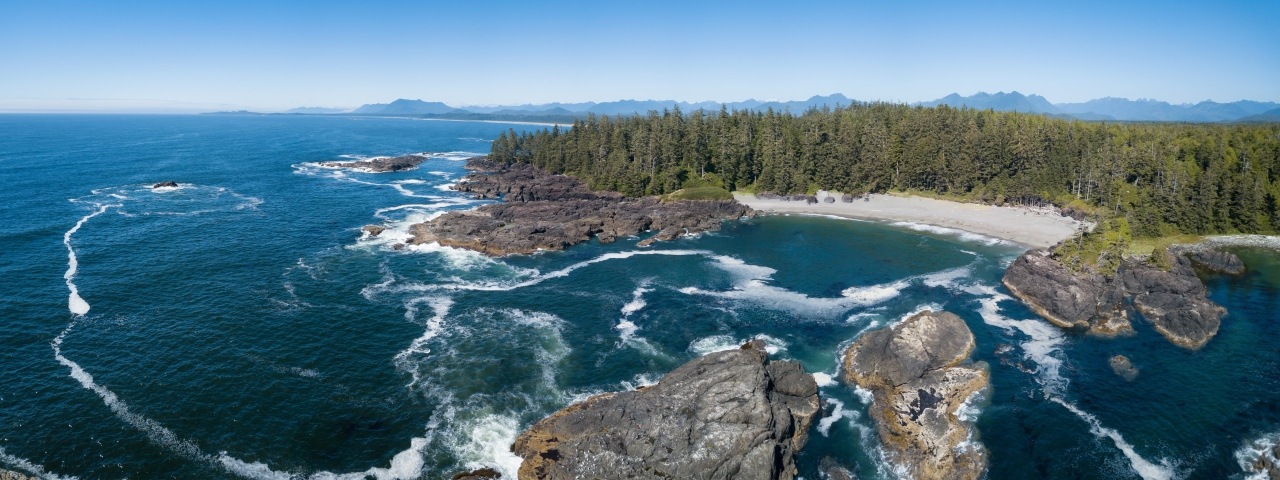 Private jet charter and flights to Tofino
